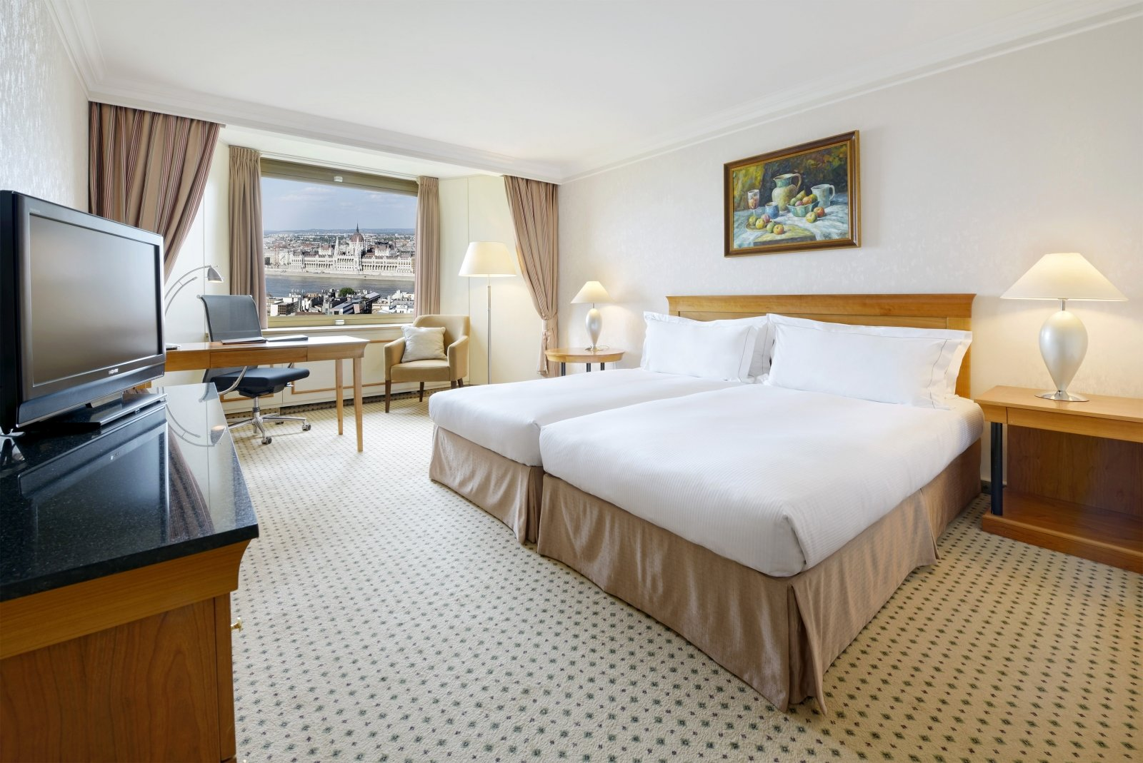 Twin Room Danube view