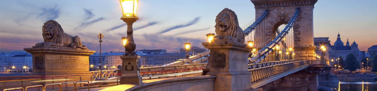 Budapest Winter Invitation - Horká zimní nabídka