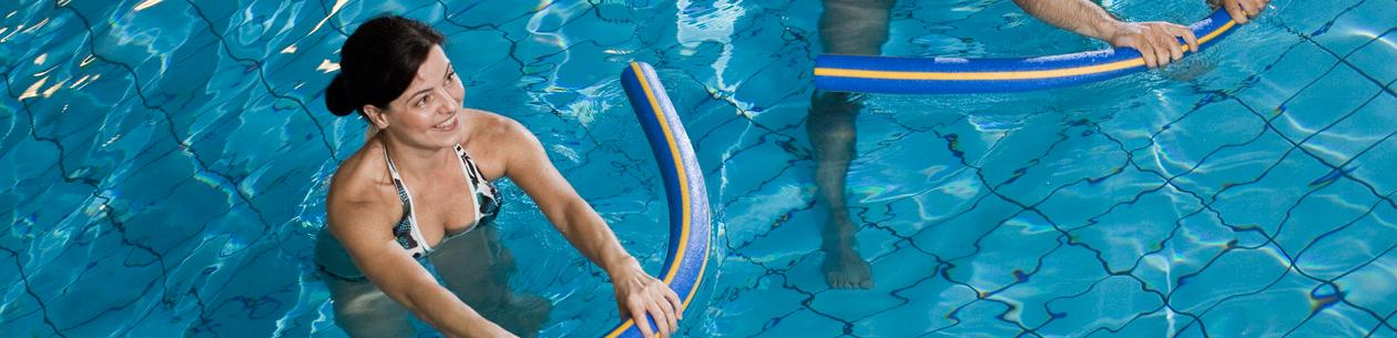 Nabídka sportovních aktivit a prevenční terapie